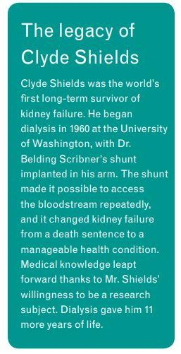 A History of Innovation | Division of Nephrology