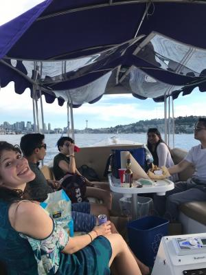 Seattle Boating